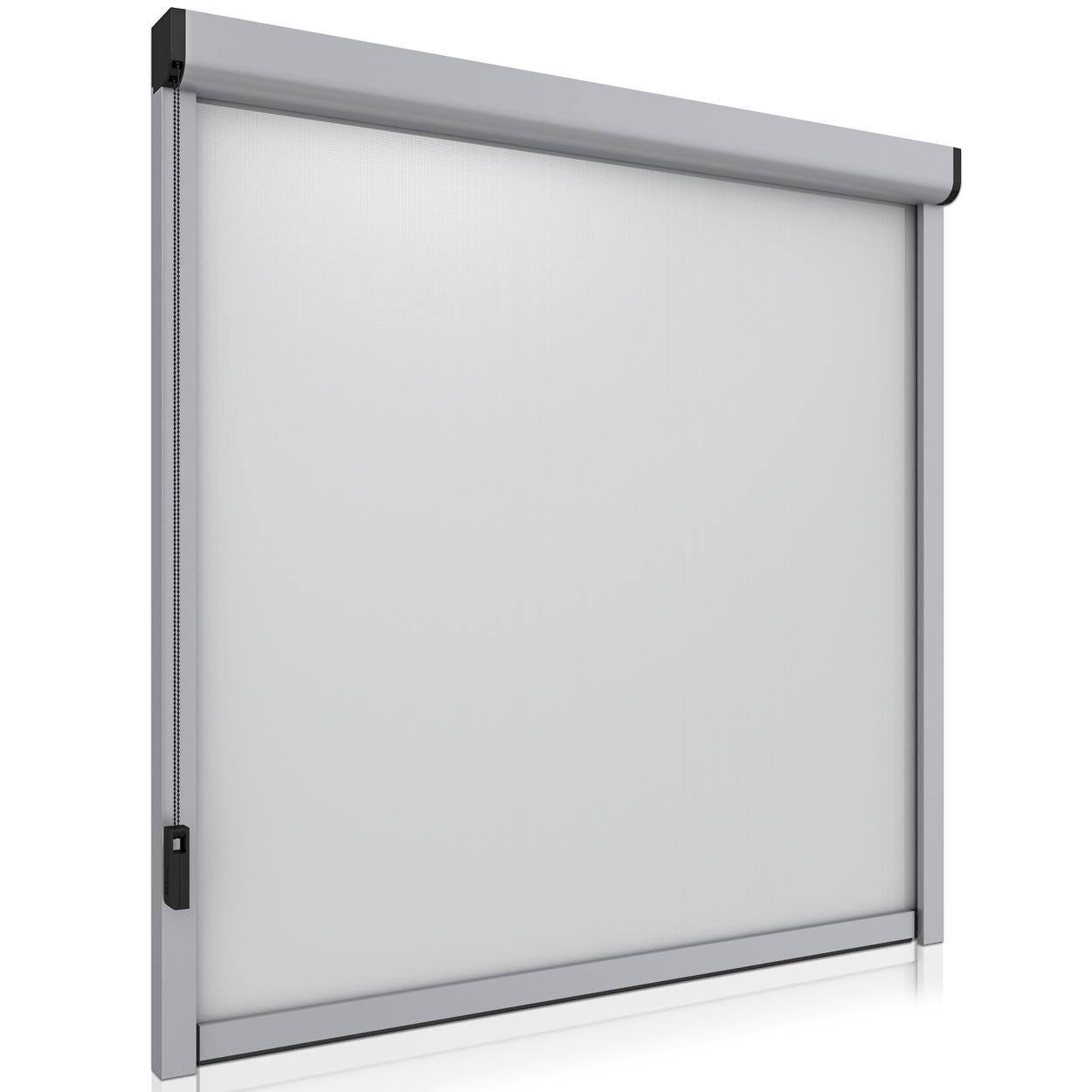 Mosquitera Enrollable Ventana PVC